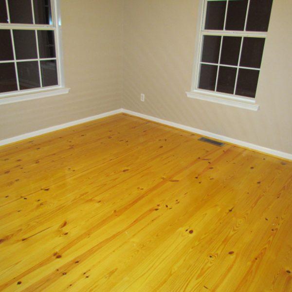 Yellow Pine Flooring Cline Lumber
