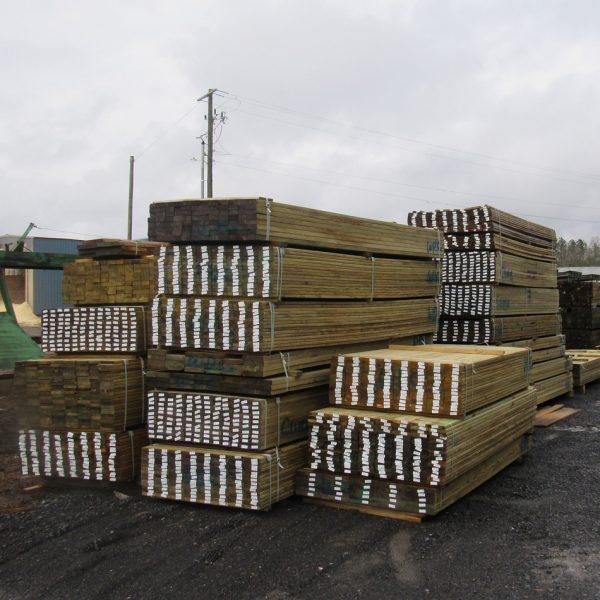 Dressed Pressure Treated Lumber Cline Lumber